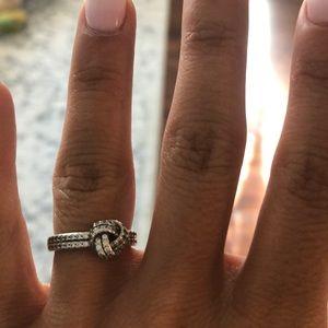 Pandora ring size 6